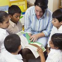 Teaching Children for Volunteers
